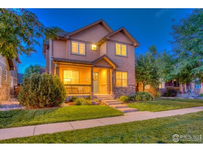 Berthoud Single Family Home For Sale: 1520 Hollyberry St