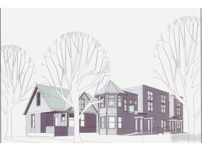 Longmont Multi Family Home For Sale: 936 Kimbark #2
