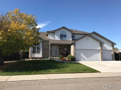 Longmont Single Family Home For Sale: 2075 Condor Ct
