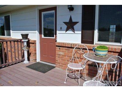 Berthoud Single Family Home For Sale: 3400 Cottonwood Ln