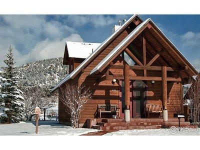 Estes Park Condo/Townhouse For Sale: 1565 Highway 66 #9