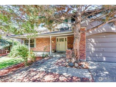 Arvada Single Family Home For Sale: 8429 Otis Dr