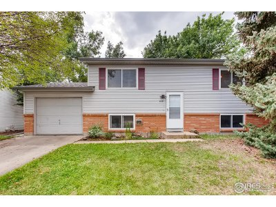Fort Collins Single Family Home For Sale: 2231 W Stuart St