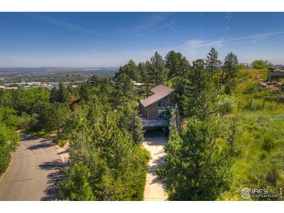 Boulder Single Family Home For Sale: 390 Hollyberry Ln