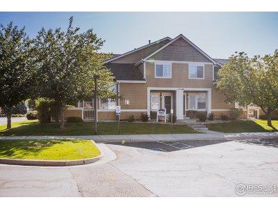 Longmont Condo/Townhouse For Sale: 805 Summer Hawk Dr #55