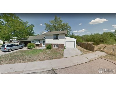 Evans Single Family Home For Sale: 4216 Central St