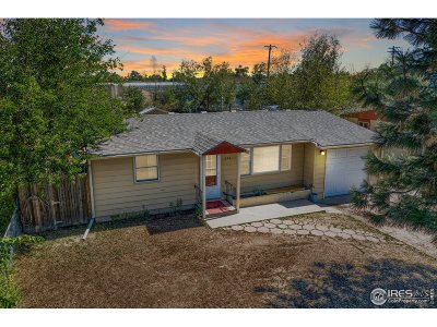Greeley Multi Family Home For Sale: 234 16th Ave