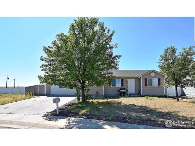 Greeley Single Family Home For Sale: 1122 E 25th St Ln