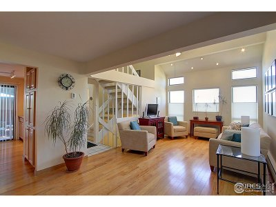 Boulder CO Condo/Townhouse For Sale: $685,000