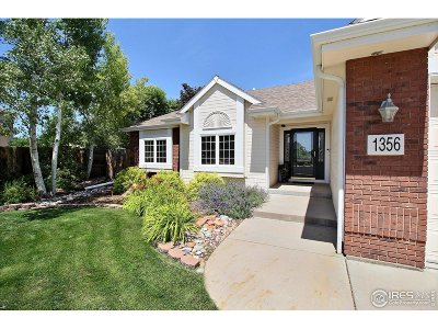 Greeley Single Family Home For Sale: 1356 57th Ave Ct