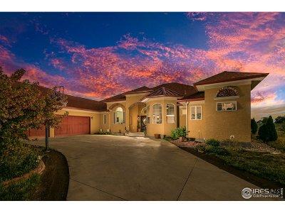 Berthoud Single Family Home For Sale: 3221 Landmark Dr