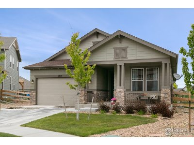 Longmont CO Single Family Home For Sale: $749,000