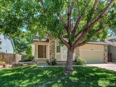 Firestone Single Family Home For Sale: 10394 Coal Ridge St