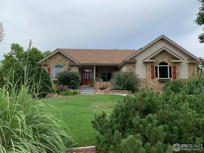 Greeley Single Family Home For Sale: 6349 Ashcroft Rd