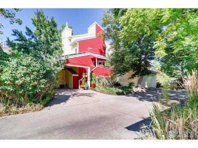 Boulder CO Condo/Townhouse For Sale: $799,000