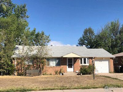 Greeley Single Family Home For Sale: 222 21st Ave
