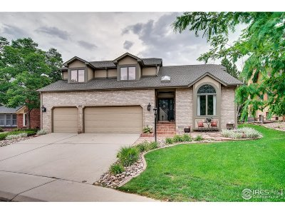 Broomfield Single Family Home For Sale: 1467 Dunsford Way