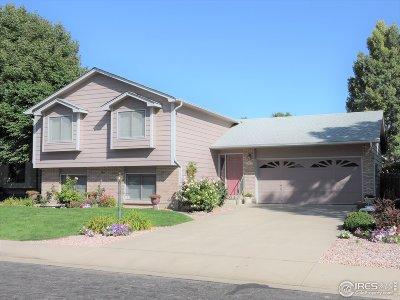 Loveland CO Single Family Home For Sale: $339,995
