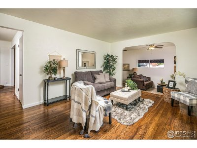 Greeley CO Single Family Home For Sale: $299,900