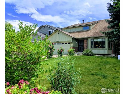 Westminster Single Family Home For Sale: 2285 W 118th Ave
