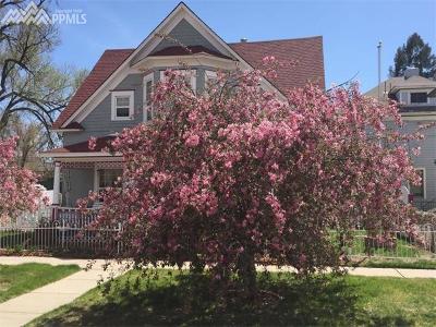 Colorado Springs Single Family Home For Sale: 307 E Yampa Street