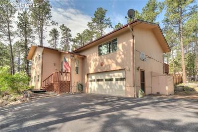 Single Family Home For Sale: 15330 Sun Hills Drive