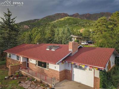 Cascade Single Family Home For Sale: 4645 Columbine Lane