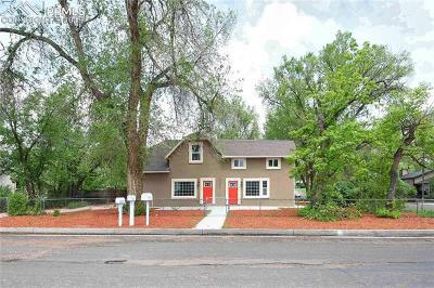 Colorado Springs Single Family Home For Sale: 2601 Main Street