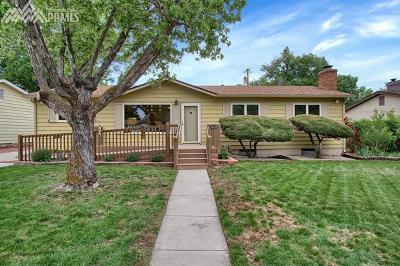 Single Family Home For Sale: 3607 Windsor Avenue