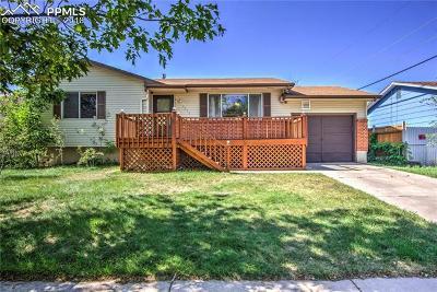 Single Family Home For Sale: 3013 De Cortez Street