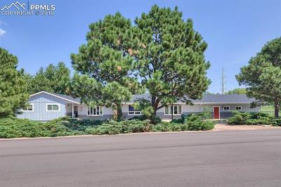 Colorado Springs Single Family Home For Sale: 2340 Fuller Road