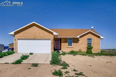 Pueblo West Single Family Home For Sale: 1281 N Starkweather Lane