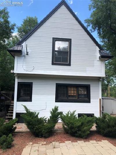 Broadmoor Single Family Home For Sale: 1942 1/2 Roanoke Street