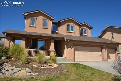 Colorado Springs Single Family Home For Sale: 3767 Oak Meadow Drive
