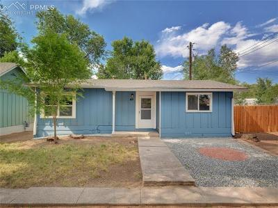 Colorado Springs Single Family Home For Sale: 40 & 42 Sunflower Road