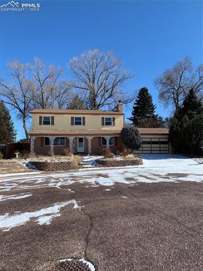 Colorado Springs CO Single Family Home For Sale: $299,900