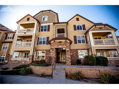 Colorado Springs Condo/Townhouse For Sale: 5354 Palomino Ranch Point #103