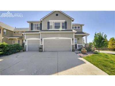 Single Family Home For Sale: 5707 Cross Creek Drive