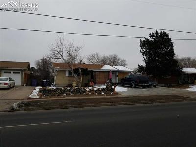 Denver Single Family Home For Auction: 2060 S Sheridan Boulevard