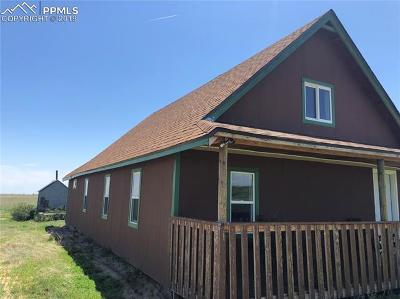 El Paso County Single Family Home For Sale: 5025 Lauppe Road