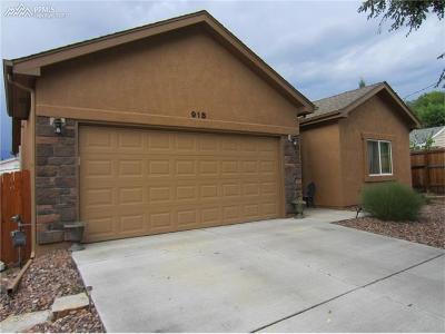 Colorado Springs Single Family Home For Sale: 918 Bennett Lane