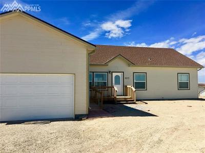 Fountain CO Single Family Home For Sale: $290,000