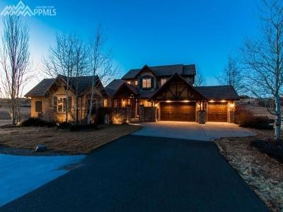 El Paso County Single Family Home For Sale: 2310 Fontley Court