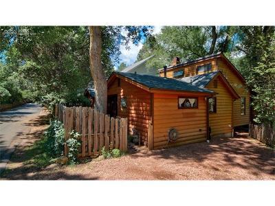Colorado Springs Single Family Home For Sale: 2 Scott Street