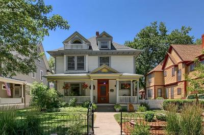 North End Single Family Home For Sale: 1414 N Tejon Street