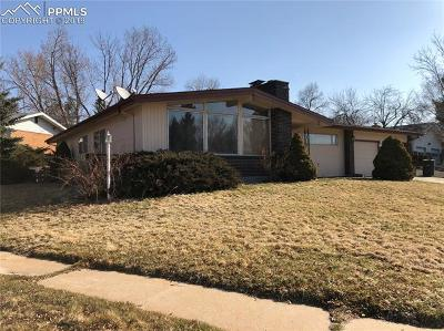Single Family Home For Sale: 2407 N Circle Drive