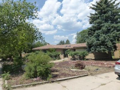 Single Family Home For Sale: 4814 Constitution Avenue