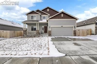 Colorado Springs CO Single Family Home For Sale: $335,000