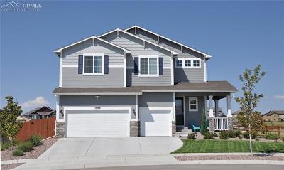 Peyton Single Family Home For Sale: 10768 Blanca Peak Court