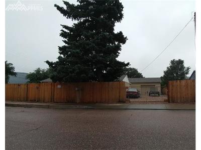 Colorado Springs Multi Family Home For Sale: 3016 N Prospect Street